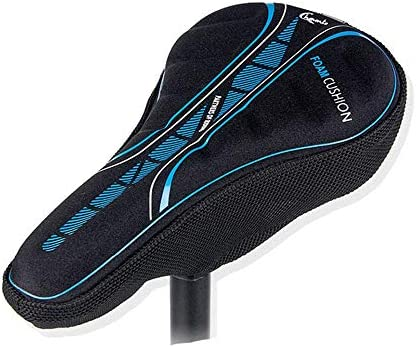 自転車サドルカバー 自転車用サドル マウンテンバイクとロードバイク防水と快適な充填自転車サドルカバー マウンテンバイク、ロードバイク、オフロードバイク用