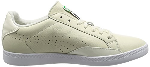 and Basses Weiß Wn's Puma White Match Baskets Black Lo Femme zPx0Pqt