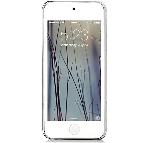 iphone 6 Hülle, Yokata Luxury Transparent Weiß mit Blumen Motiv Case Glitzer Bling 3D Diamant Cover PC Hart Plastik Schutz Creative Schutzhülle + 1 X Stylus Pen
