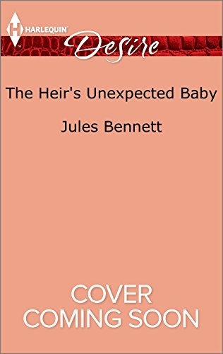 book cover of The Heir\'s Unexpected Baby