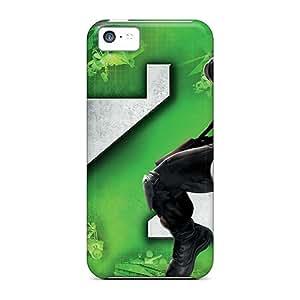 Unique Design Iphone 5c Durable Cases Covers Battlefield 2 Special Forces