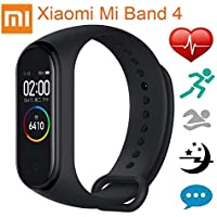 MyTECH Xiaomi Mi Band 4 Original 0.95' AMOLED Heart Rate Fitness 135mAh Bluetooth5.0 50M Natación Impermeable Fitband Deportivo Ejercicio