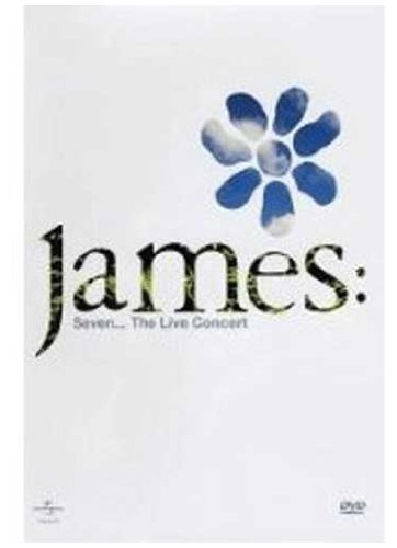 James: Seven - The Live Concert [DVD] [NTSC] by James B01I074E2Y