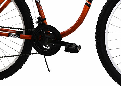 Spratly Brands 27.5 Columbia Klunker Mountain Bike - Black/Red/Brown by Spratly Brands (Image #2)