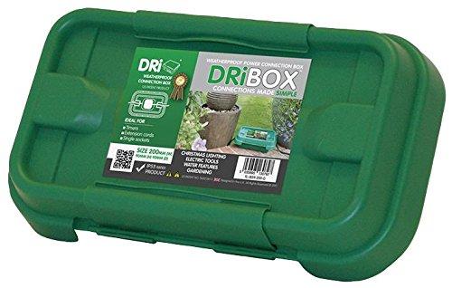 Festive-Lights Fl-1859-200 Green Dri Box 200, Ip55 Weatherproof Green Dribox GO4119915
