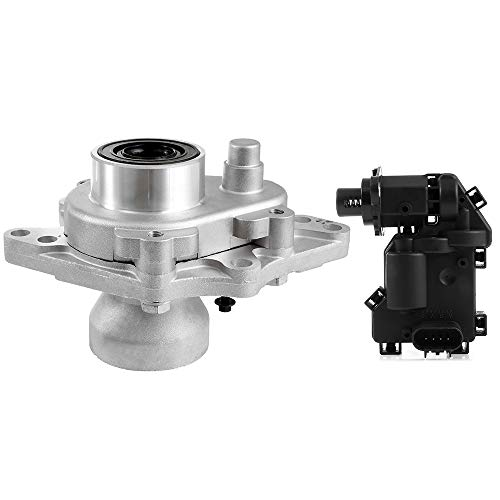 SCITOO 4WD Front Differential Axle Disconnect Intermediate Shaft Bearing Assembly With 4-Wheel Drive Plunger Actuator Fits 2002-2009 Trailblazer Envoy Bravada Ascender 9-7x 600-115 ()