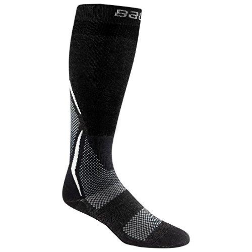 Performance Hockey Skate (Bauer Premium Performance Socks Black)
