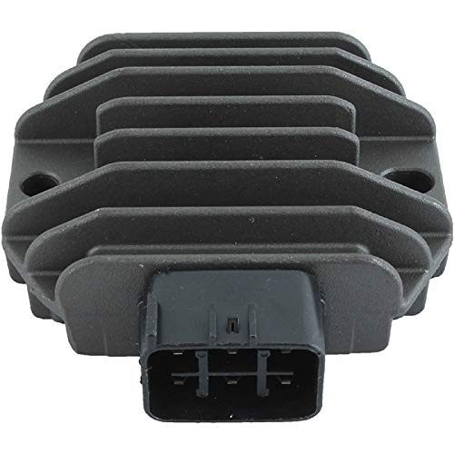 OCPTY Voltage Regulator Rectifier Fits 02-07 Suzuki Vinson 500 02-06 Yamaha Grizzly 660 06-12 Yamaha Raptor 700 2006-2008 Yamaha Rhino 450 2004-2007 Yamaha Rhino 660 2009 2012-2013 Yamaha YFZ450
