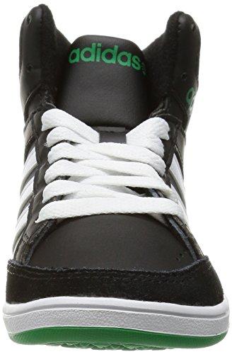 adidas F38717, Negro/Negro/Blanco