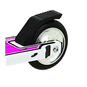 Razor Pro El Dorado Scooter, White