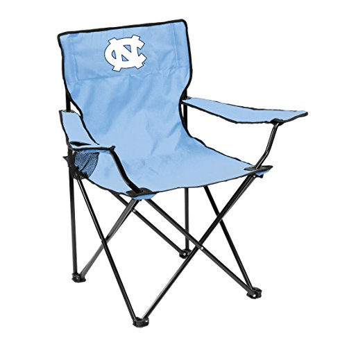 NCAA North Carolina Tar Heels Quad Chair, Adult, - Tar North Carolina Heels Fan