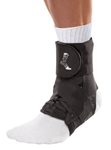 Mueller Sports Medicine The One Ankle Brace, Black, Large (Pack of 1)