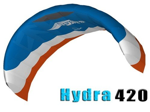 HQ Kites and Designs 117578 Hydra II 420 R2F (R2f Kite)