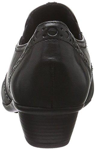 para Negro Comfort Schwarz 17 Basic Mocasines Mujer Shoes Gabor qHIwR4ZYc