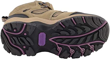 Milwaukee Leather Women's Waterproof Hiking Boot (Brown, 9)