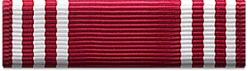 Slide-on Ribbon with Mounting bar: ARMY GOOD CONDUCT ()