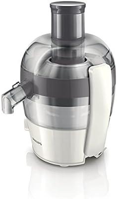 Philips HR1832/30 - Exprimidor eléctrico, 1,5 l, 500 W, color gris ...