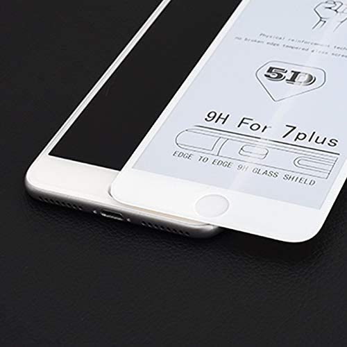 A2 Glass Film GUOHUN Screen Protector Protective 25 PCS 9H 5D Full Glue Full Screen Tempered Glass Film for Xiaomi Mi 6X