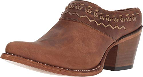Corral Boots Women's Q5028 Brown 7 B US B (M)