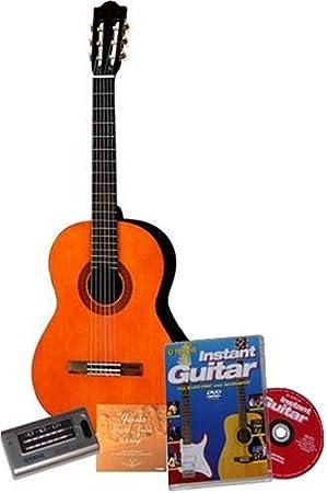 Yamaha C40-BP Guitarra clásica (Basic Pack) [importada de ...
