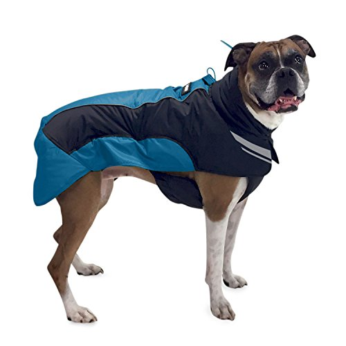 FrontPet Ultra Light Soft Shell Dog Jacket- Winter Dog Coat With One-Zip Setup/Durable Waterproof Dog Coat/Winter Dog Jacket/Dog Rain Jacket By Explorer by FrontPet