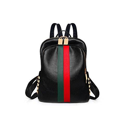 Alovhad fashion mini leather bac...