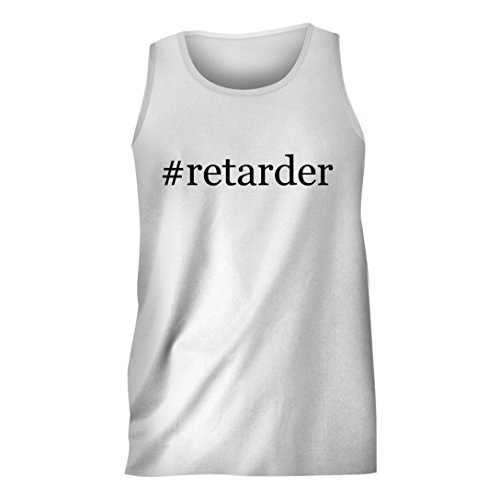 retarder-hashtag-mens-comfortable-humor-adult-tank-top-white-xx-large