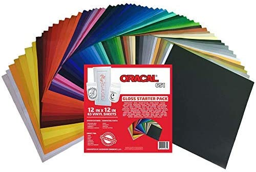 Oracal 651 Popular Pack Silhouette product image