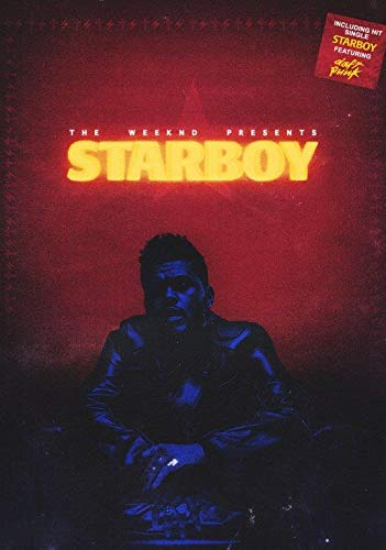 The Weeknd Starboy Photo Print Poster New Album Daft for sale  Delivered anywhere in Canada