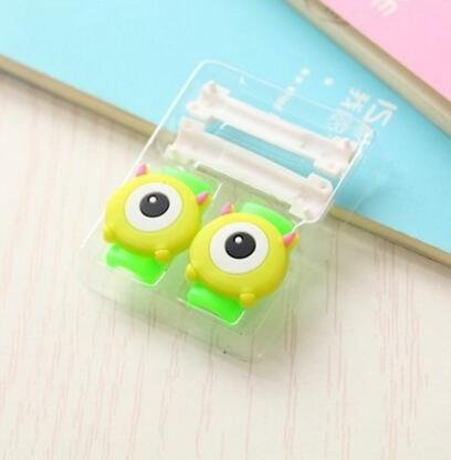 ZOEAST Stitch Kitty Cat Monsters Inc Apple Lightning Data Cable USB Charging Data Line Saver Protector for iPhone