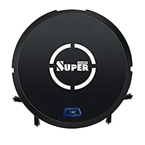 Amazon.com - HowLoo Robot Vacuum Cleaner Smart Auto Robotic Vacuum ...