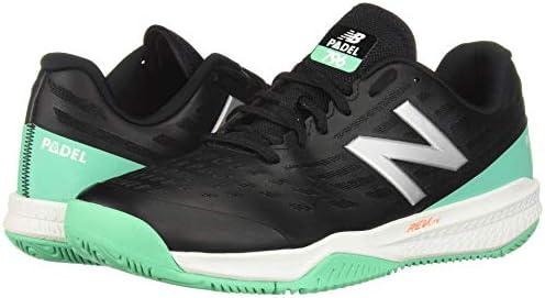 メンズテニスシューズ・スニーカー・靴 MCH796v1 Black/Neon Emerald 10 (28cm) D - Medium [並行輸入品]