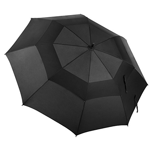 Oak Leaf 68 Inch Large Golf Umbrella Windproof Lightweight Sun Rain Umbrella by Oak Leaf (Image #1)