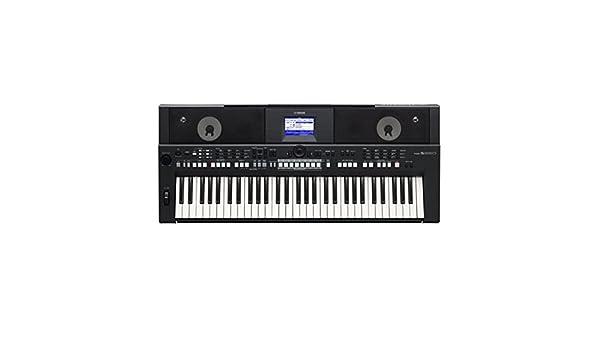 Amazon.com: Yamaha PSR-S670 61-Key Arranger Workstation: Musical Instruments