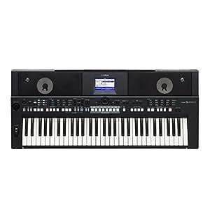 Yamaha psr s670 61 key arranger workstation for Yamaha keyboard amazon