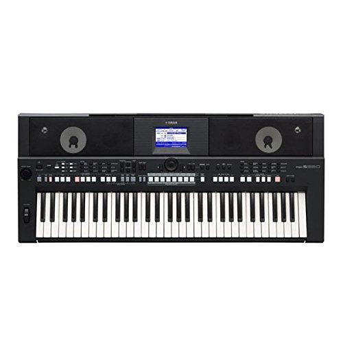 Yamaha PSR-S670 61-Key Arranger Workstation - Buy Online in KSA
