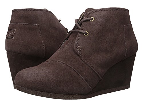 Skechers BOBS From Womens High-Notes-Behold Ankle Bootie, Chocolate, 6 M US
