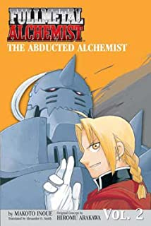 com the land of sand fullmetal alchemist novel volume  the abducted alchemist fullmetal alchemist novel volume 2