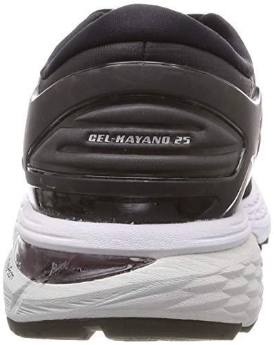 25 Gel Da Scarpe Running 003 Nero Asics Donna glacier black kayano Grey wHEq4nd1Z