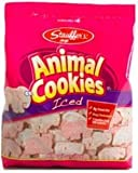 Stauffer's, Iced Animal Crackers, 11oz Bag (Pack of 2)