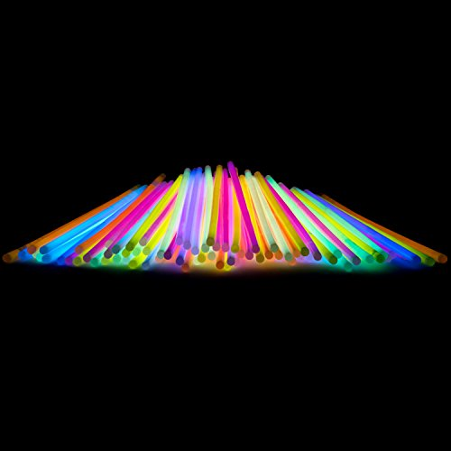Review Glow Sticks Bulk 100