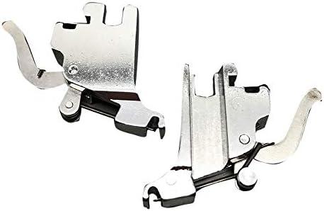 Máquina de coser fijación a presión vástago soporte de pie, de ...