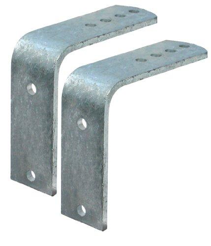 Tie Down Engineering 86262 Fender Mounting Brackets Flush