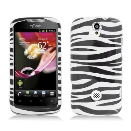 Aimo HWU8730PCIM005 Durable Hard Snap-On Case for Huawei myTouch Q