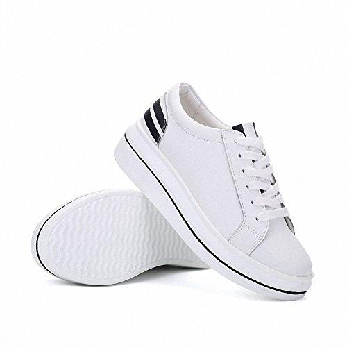 Ben Sports Damen Sneaker Trail Laufschuhe Sportschuhe Turnschuhe Hallenschuhe für Damen Weiß