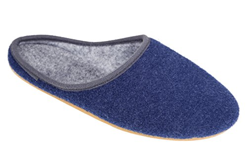 Gibra femme Bleu pour Blu Chaussons HqarWH