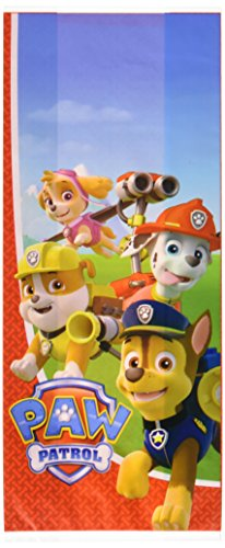Wilton 1912-7900 Paw Patrol Treat Bags (16 Pack), Multicolor]()