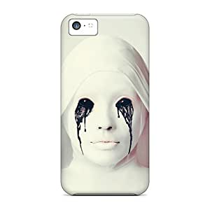 DrunkLove Case Cover For Iphone 5c - Retailer Packaging Horror Crying Ghost Protective Case