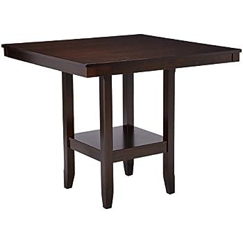 Amazon Com Hillsdale Arcadia Counter Height Table