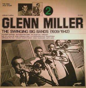GLENN MILLER - Glenn Miller - The Swinging Big Bands - Glenn Miller Vol. 2 - Joker - Sm 3618 - Zortam Music